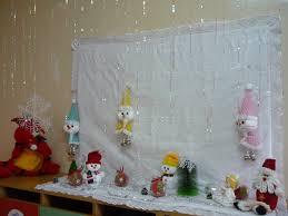 Оформления в детском саду к новому году своими руками