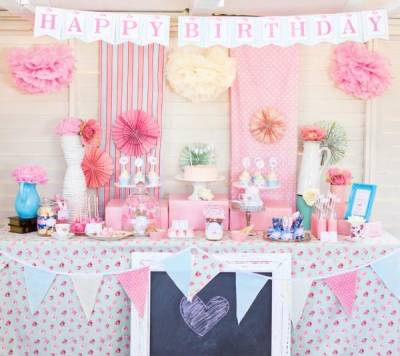 Decoration ideas baby shower